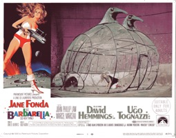 Barbarella  1968  Lobby Card Set - Primary
