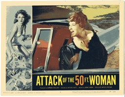 Attack Of The 50 Ft Woman  1958 - Primary